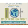 Bite of the San Juan Islands October 26